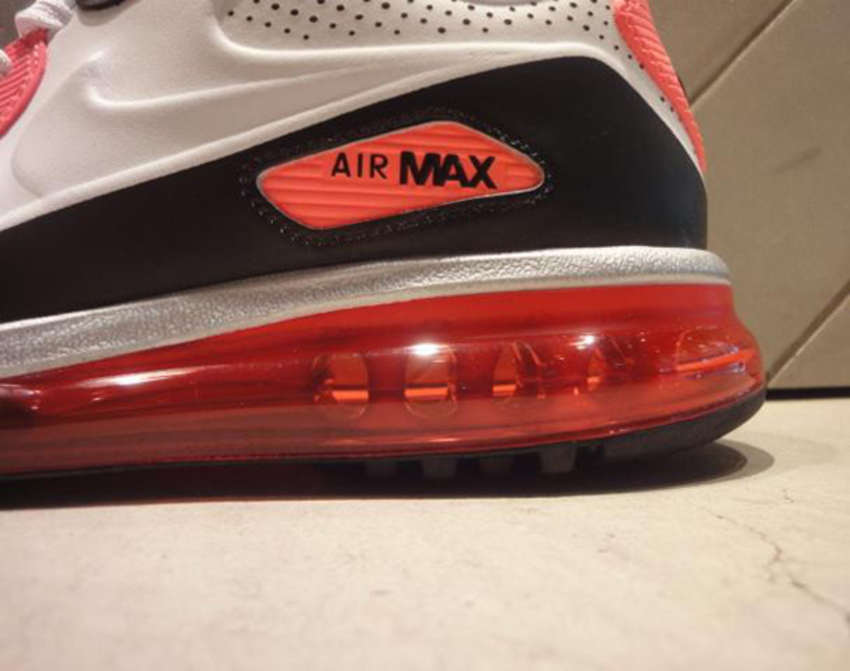 quality design 26008 41188 nike-air-max-90-2014-leather-qs-infrared-