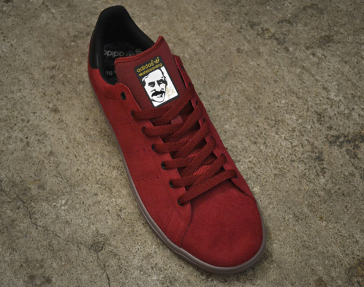 adidas Skateboarding Stan Smith Vulc | Preview Freshness Mag