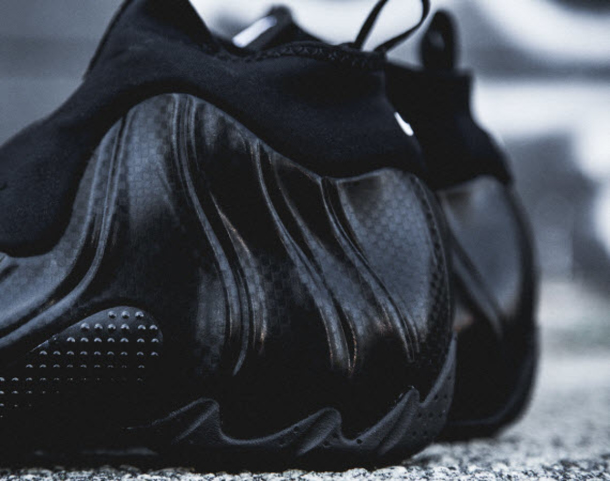 "Nike Air Flightposite 2014 - ""Carbon Fiber"" 