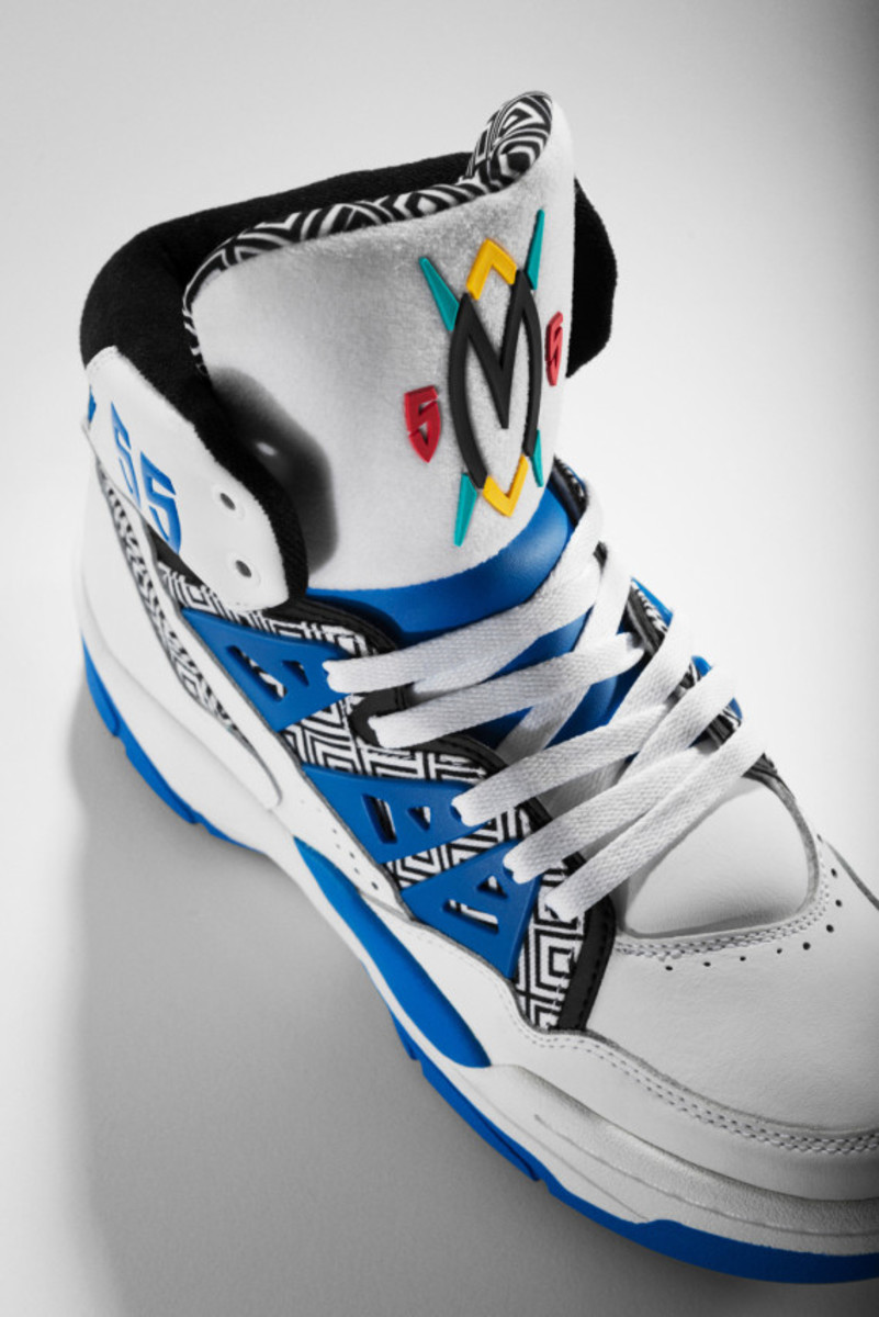 best authentic 26a3b 110f7 adidas Mutombo - Blue White - Freshness Mag