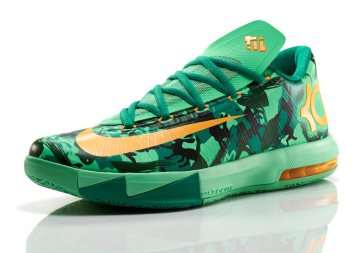 Nike KD 6 Easter - Officially Unveiled