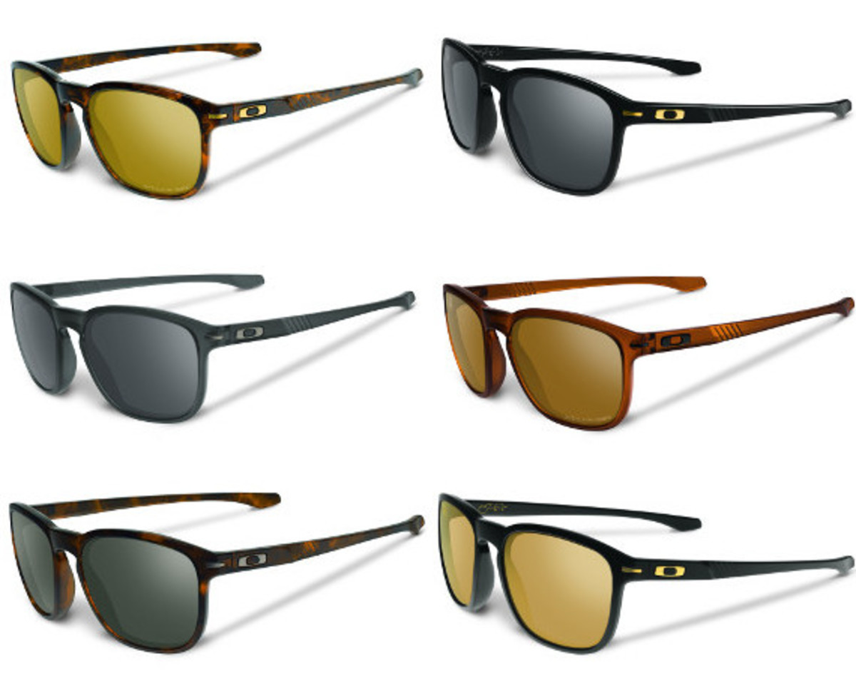 Oakley Enduro - Newest Additional to Shaun White Sunglasses Collection