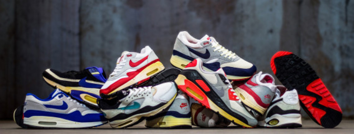 huge discount ad900 0a2da UBIQ Opens Its Nike Sneakers Vault for Air Max Day - 9