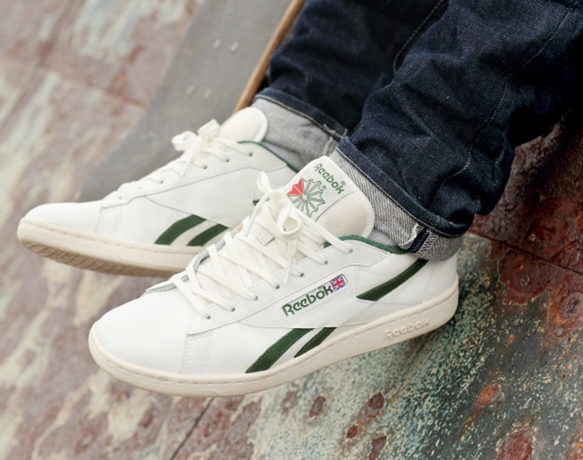 Reebok Classic Woven Label - Summer 2014 Collection - Freshness Mag 2600fe1dd