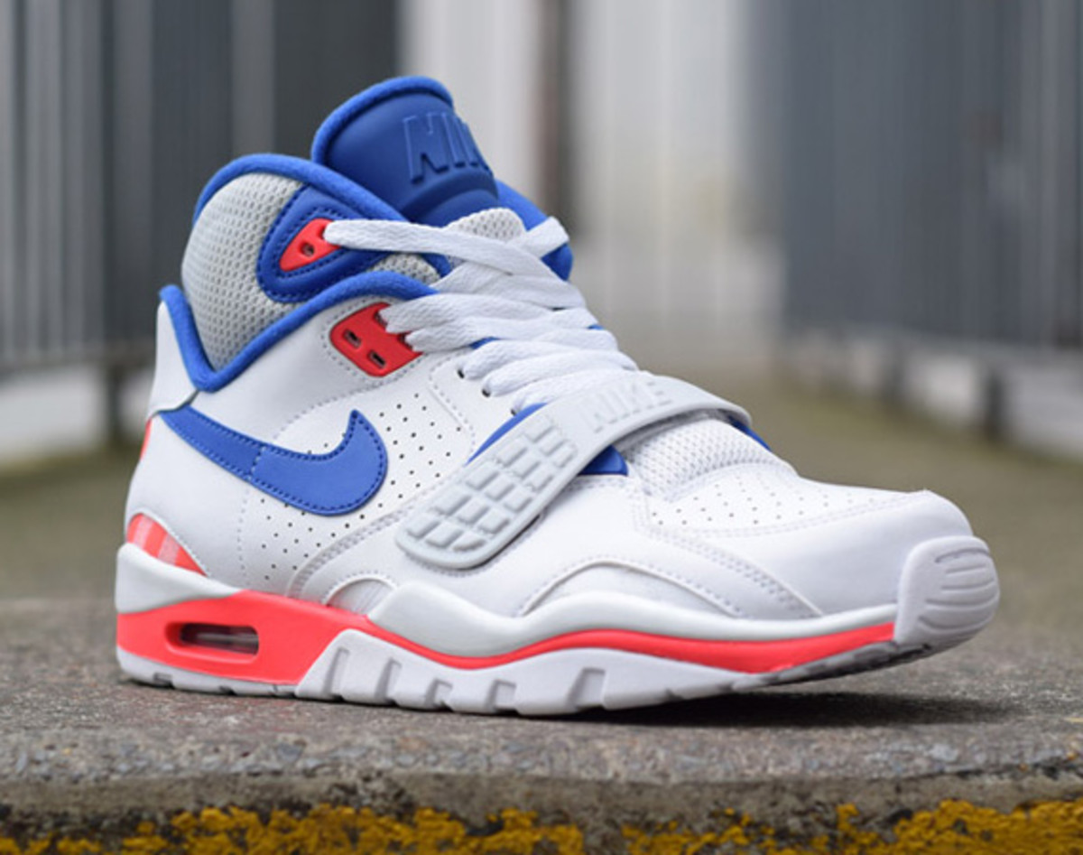 One of the more identifiable colorways by Nike will be coming back this  season. Introducing the Nike Air Trainer SC II in Ultramarine 3d02414e4387