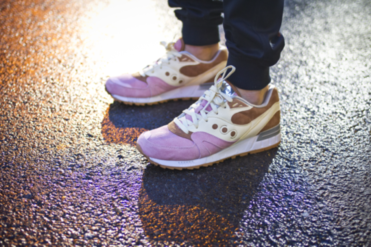 """d40fa4551 EXTRA BUTTER x Saucony Shadow Master - """"Space Snack"""" - Freshness Mag"""