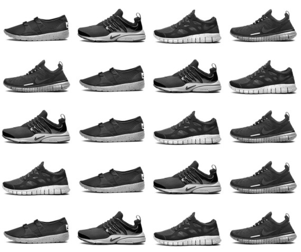d8a02ae88ff0a6 What s better than Nike introducing one 10th Anniversary pack celebrating  their ground-breaking Nike Free technology  Of course