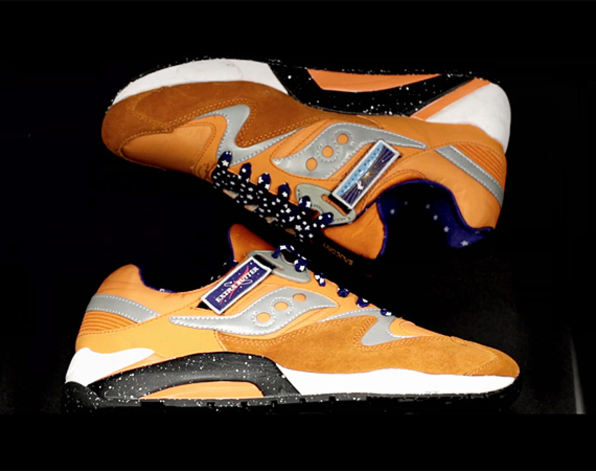 Extra Butter x Saucony Grid 9000
