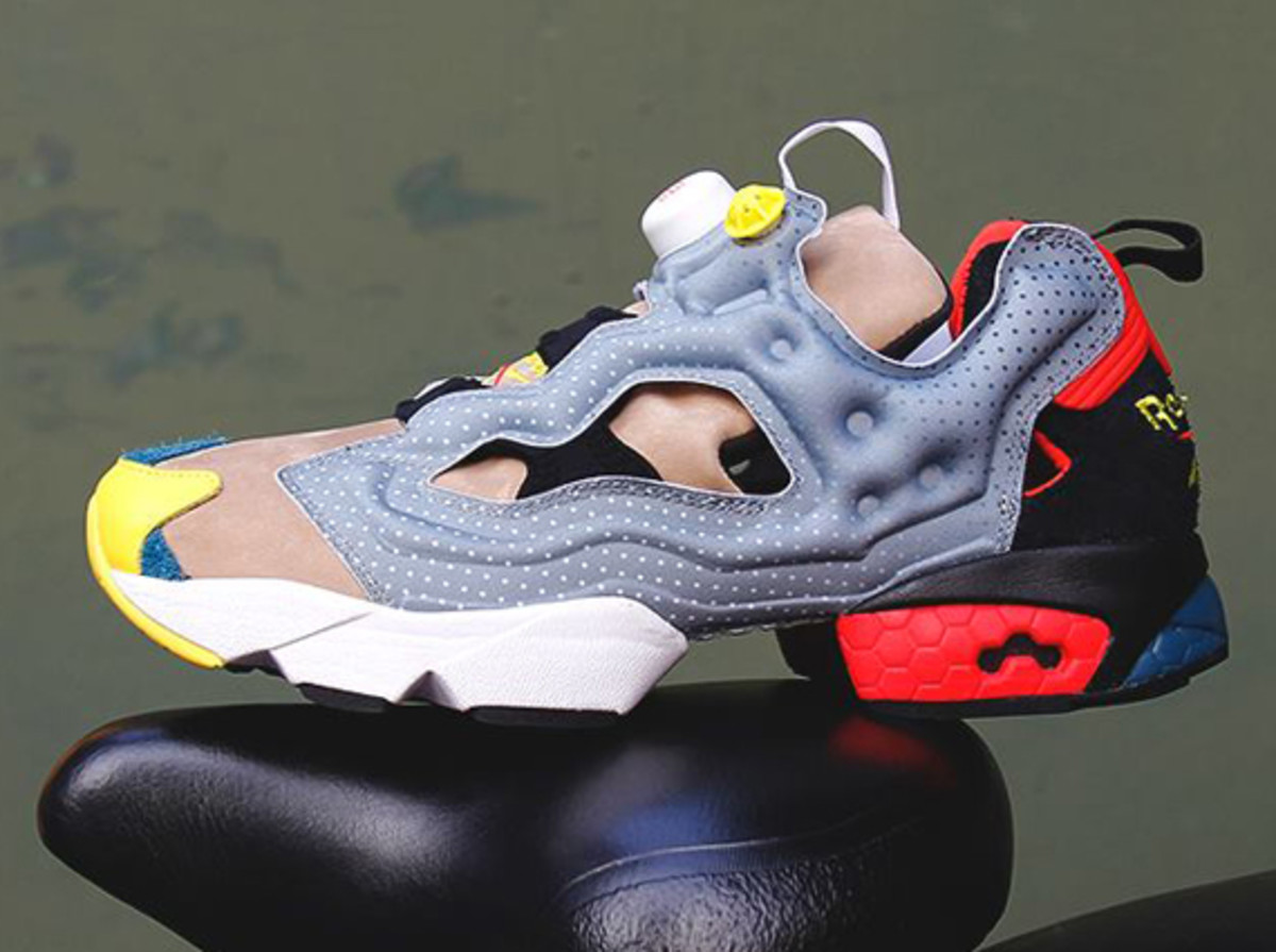 Its only April but Reebok is ramping up its initiative in commemorating the  Insta Pump Fury s 20th anniversary. The year-long celebration comes in  two-fold ... 8f856c4f63