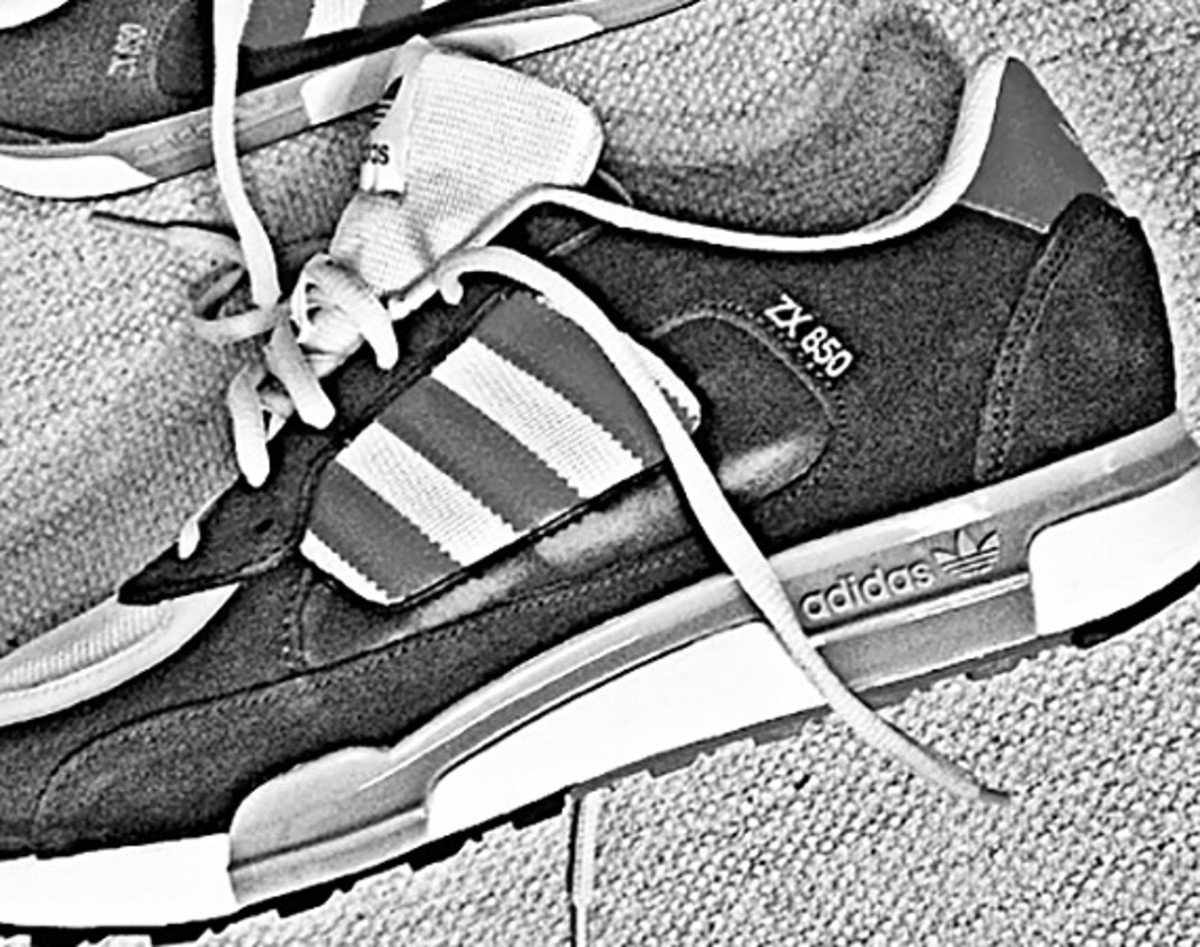 Kanye West x adidas Originals ZX 850 Samples From 2006 - Freshness Mag c131d985e619
