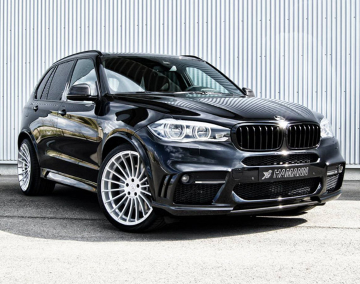 Bmw X5 F15 Tuned By Hamann Motorsport Freshness Mag