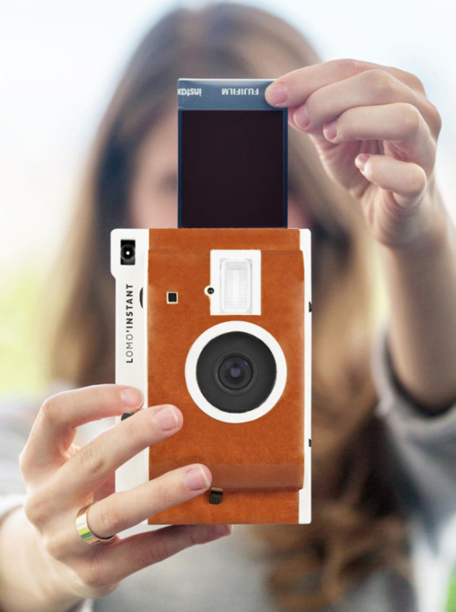 Lomography Lomo'Instant Camera - The World's Most Creative Instant Photography System