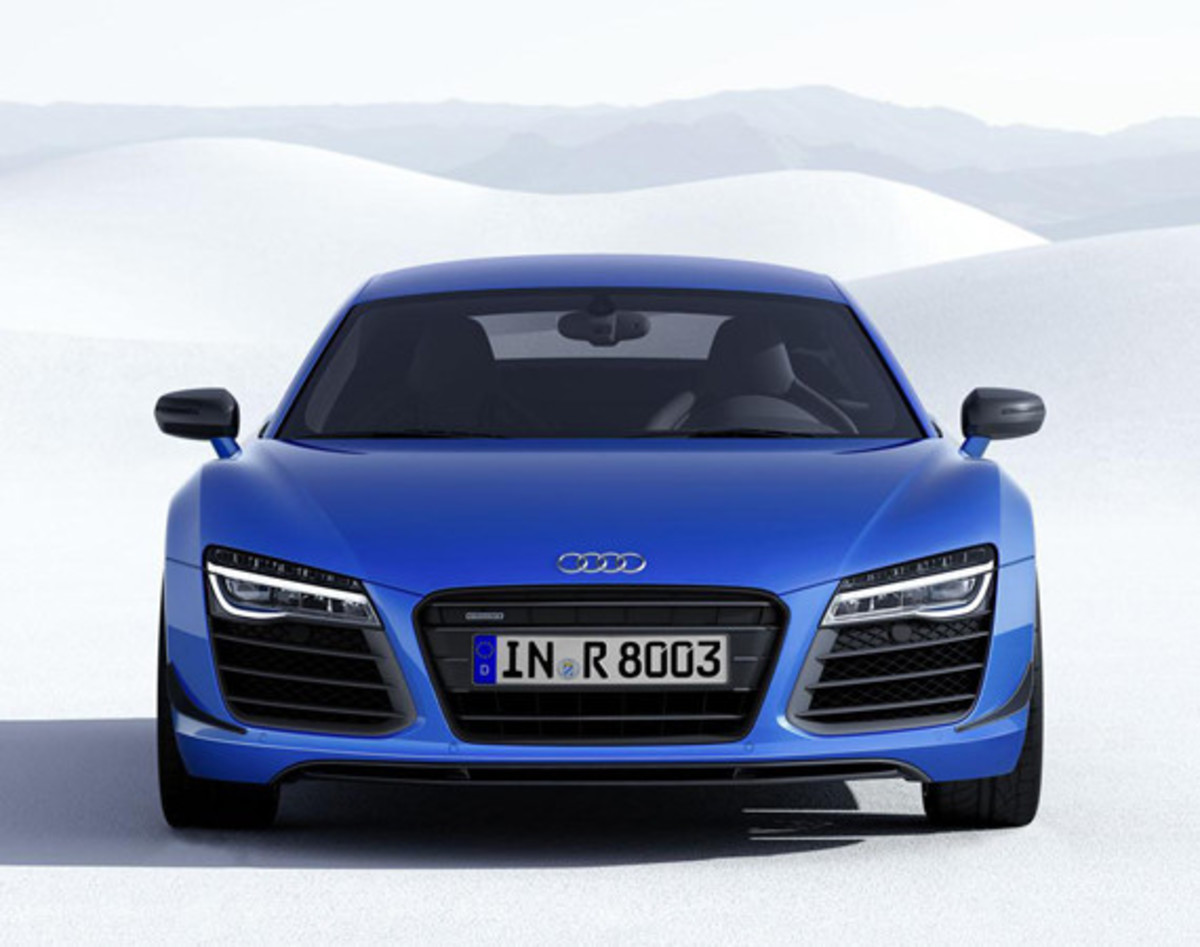 Audi R8 Lmx With Laser Headlights Freshness Mag