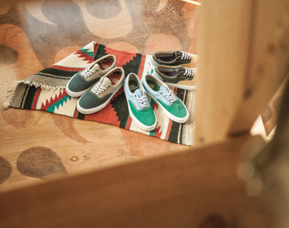 50b491ab3e VANS California Collection Fall 2014 - Twill Pack - Freshness Mag