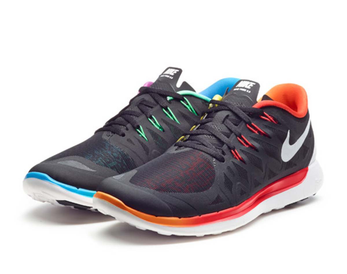 nike free 5.0 2014 Nike Free 5.0 - 2014 #BETRUE Collection - Freshness Mag