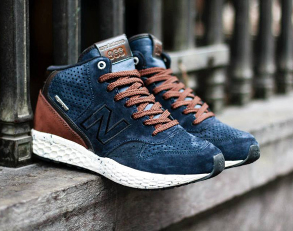 New Balance MH988 with Fresh Foam