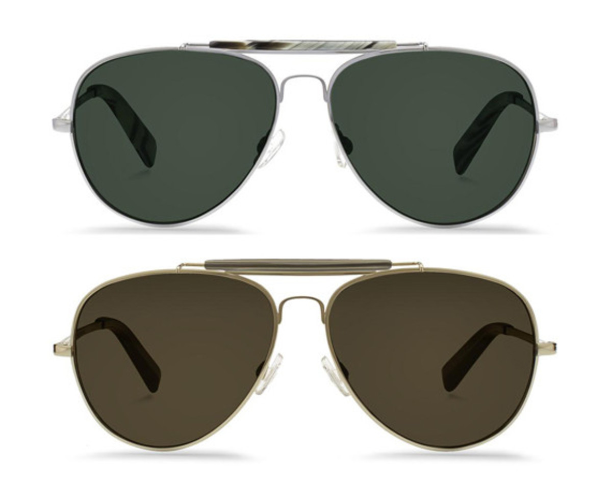 fdd59306652 Warby Parker x Into the Gloss Aviators - Freshness Mag