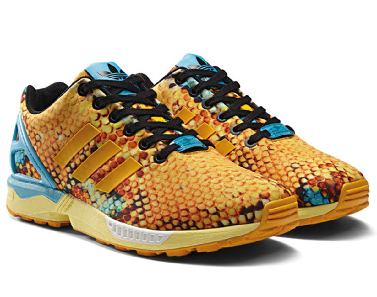 "adidas ZX Flux Unisex - ""Print"" Pack"