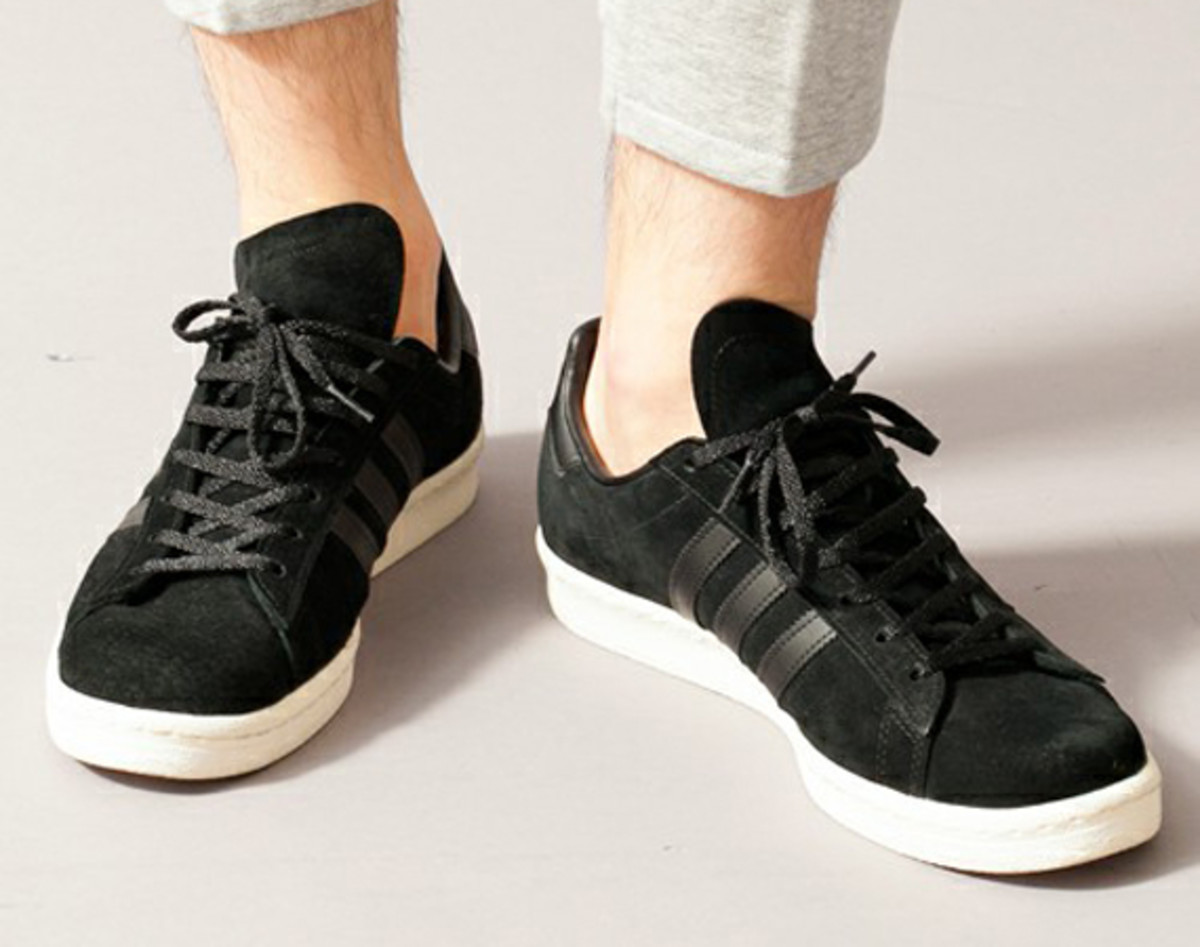 low priced 73884 3e763 adidas Campus is definitely one of their classic sneakers, embodying the  minimalist aesthetics from the early  80s. Tokyo-based Beauty   Youth  picked the ...