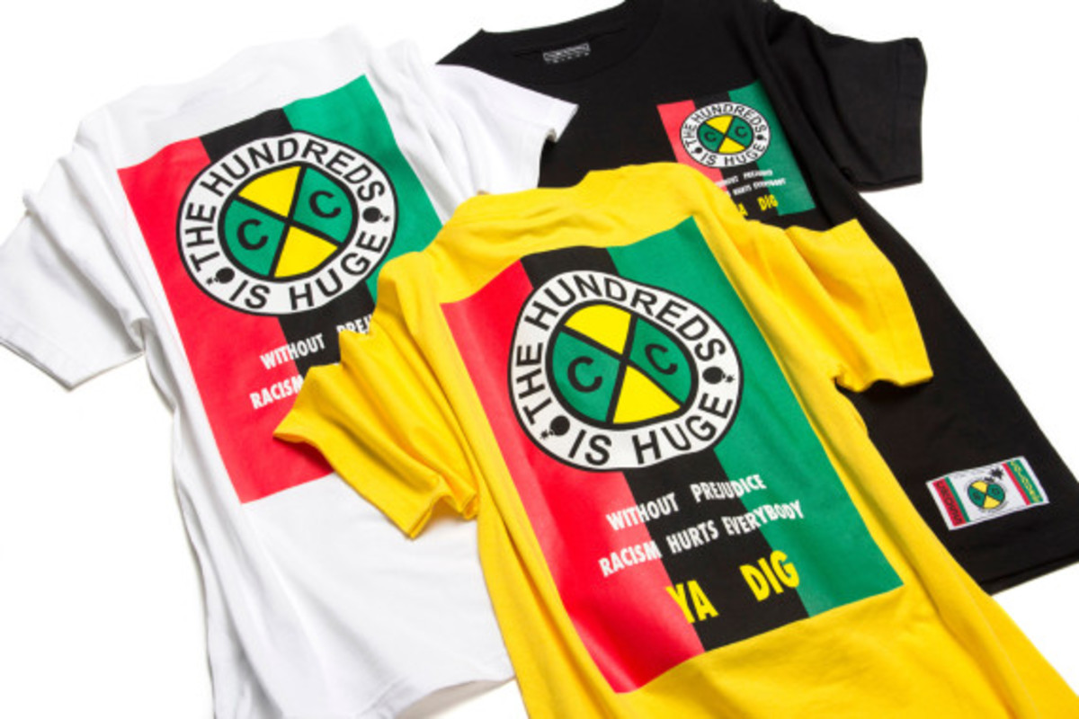 The Hundreds x Cross Colours Capsule Collection