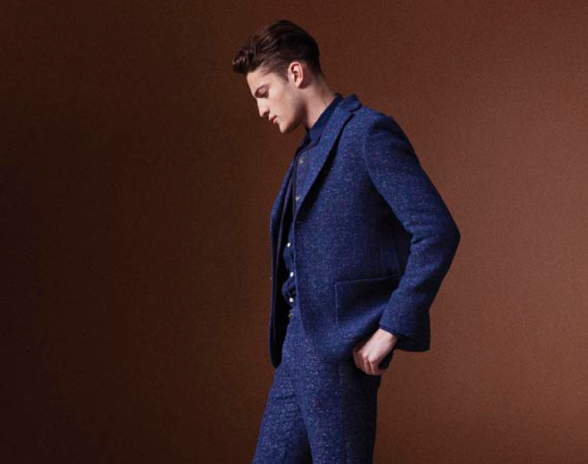 Levi 39 s made crafted fall winter 2014 collection for Levi s made and crafted