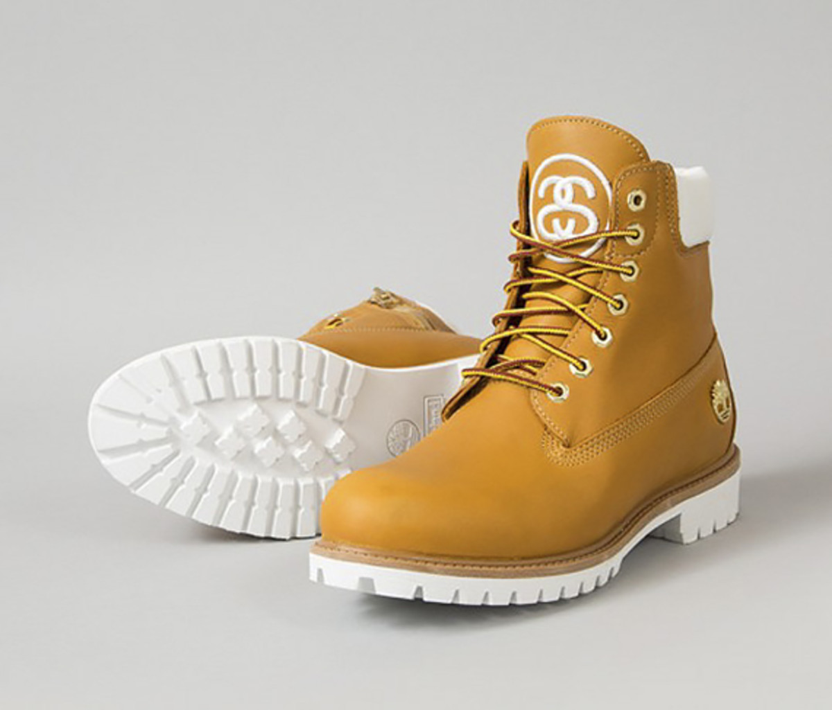Stussy for Timberland 6-Inch Boots – Fall Winter 2014  499c14ce3e26