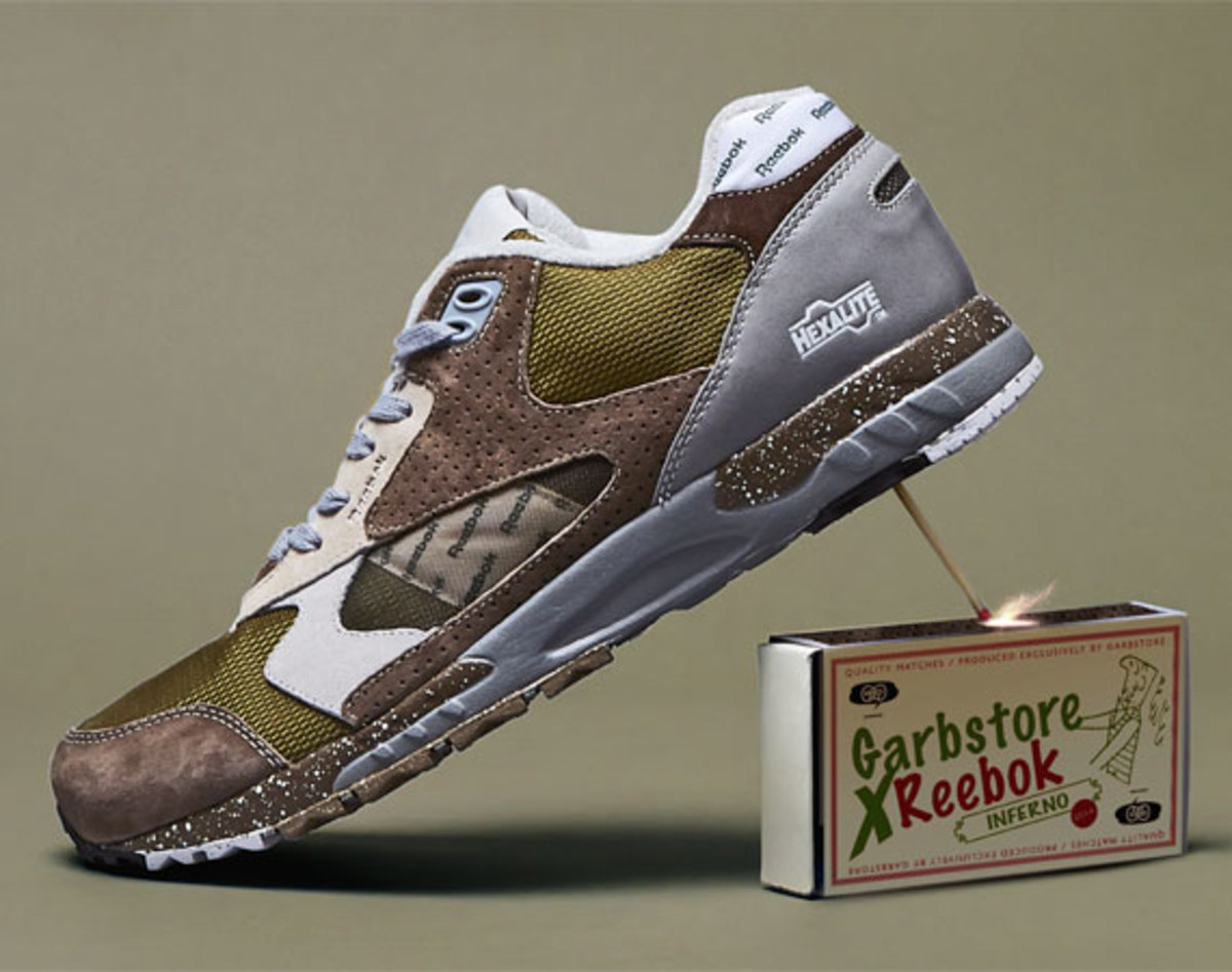 Garbstore x Reebok Fall/Winter 2014 Collection | Another Look