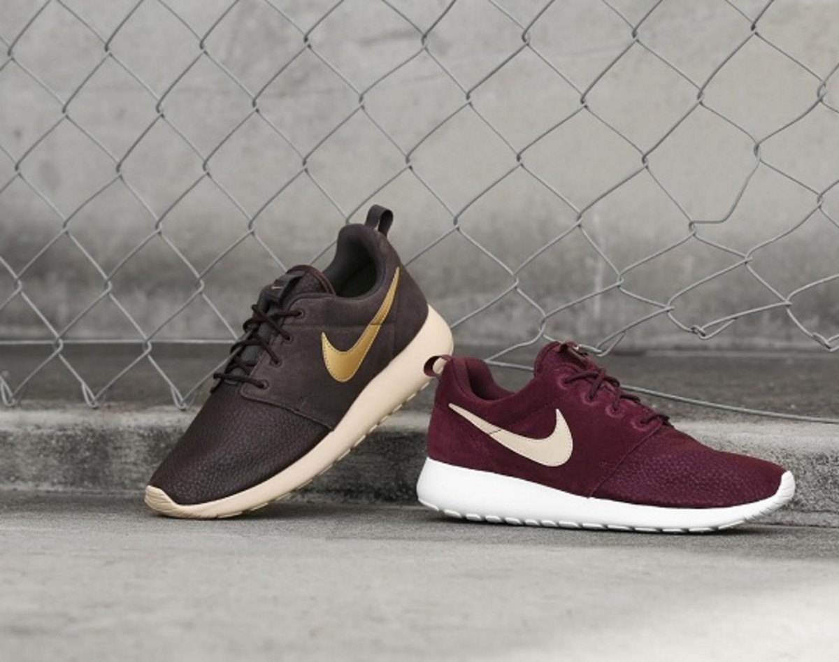 new concept aaf24 b7fd6 Even though some could still consider it a toddler, the Roshe Run is  already one of Nike s most popular shoes. Thanks to its versatility in  streetwear, ...