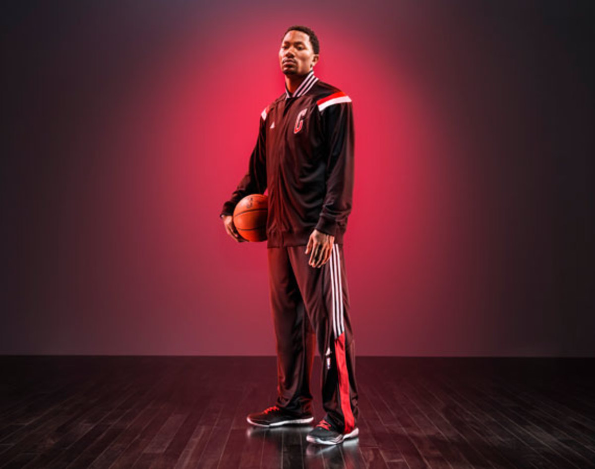 Adidas Basketball Unveils Nba On Court Collection For 2014