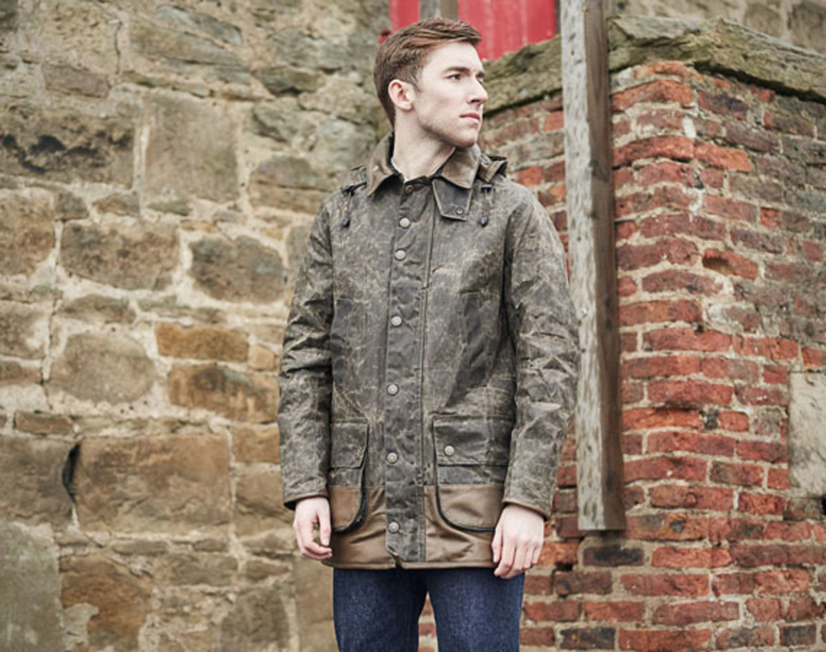Barbour x adidas Originals - Fall/Winter 2014 Collection | Styled by End.