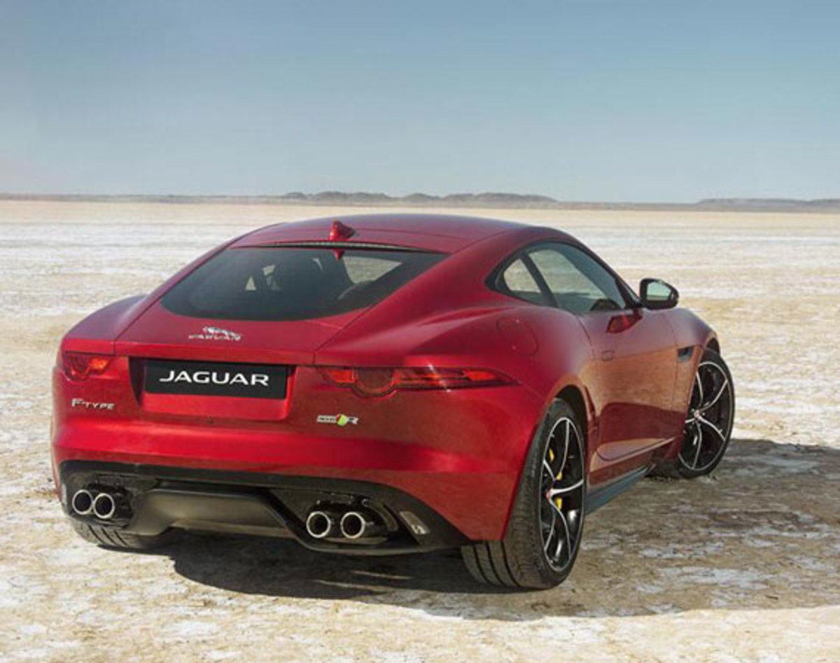 Jaguar Announces AllWheel Drive FType Freshness Mag - All wheel drive jaguar