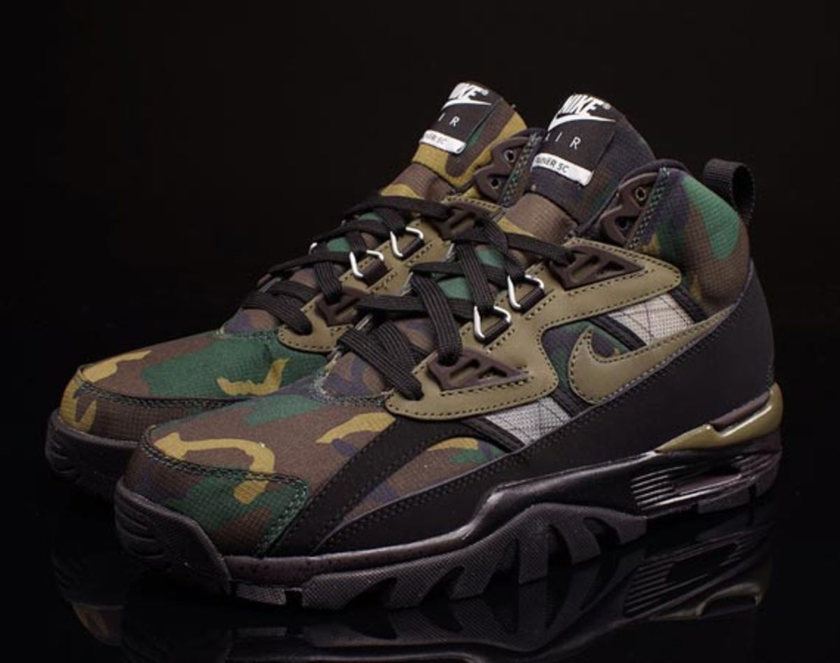 4012c10ccd3ce Nike Air Trainer SC Sneakerboot -