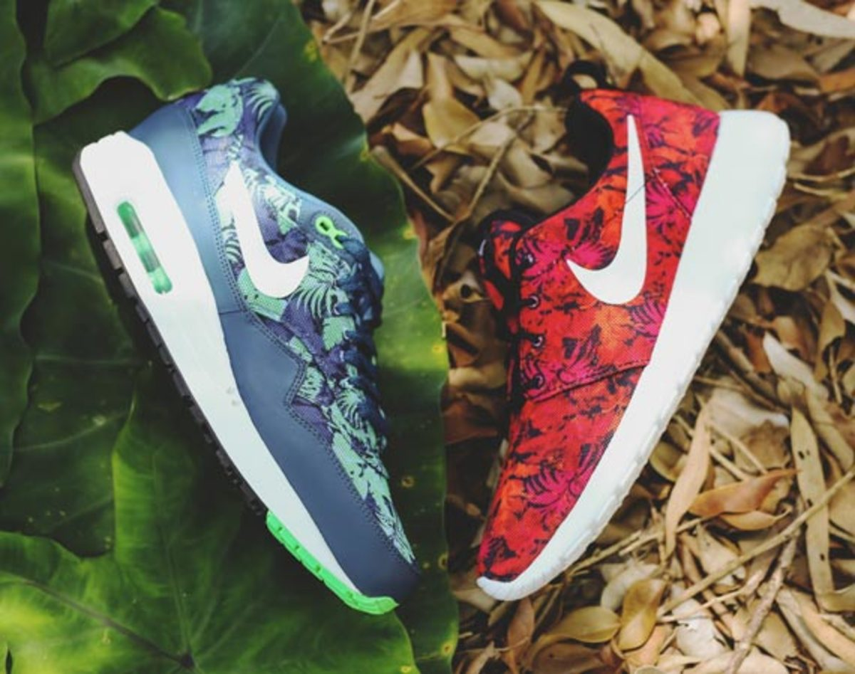 Nike Summer Floral Pack   Another Look