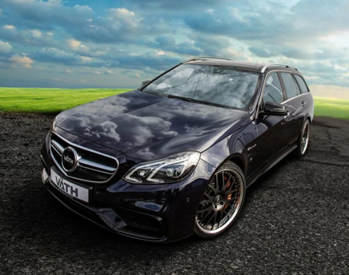 mercedes benz e63 amg s model estate tuned by vath freshness mag. Black Bedroom Furniture Sets. Home Design Ideas
