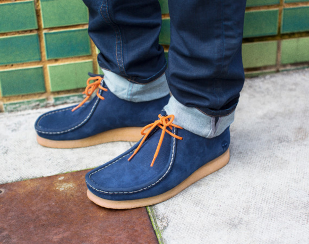 78e3aa764 DOOM x Clarks Originals Wallabee