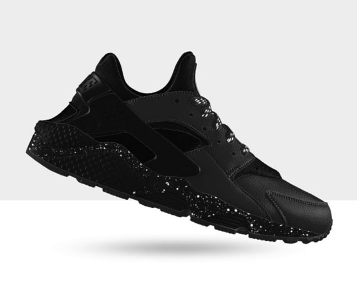 12bad525b891 Nike Air Huarache Now Customizable On NIKEiD - Freshness Mag
