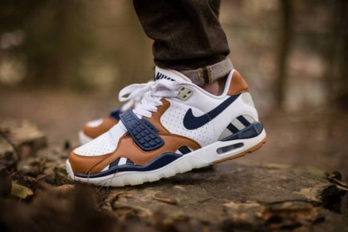 Nike Air Trainer SC II Low Premium