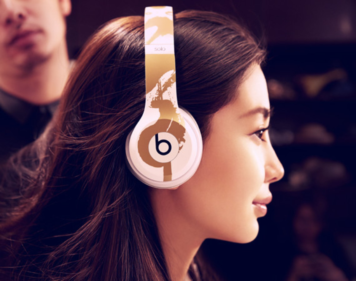 Chen Man X Beats By Dre Chinese New Year Solo2 Headphones Freshness Mag