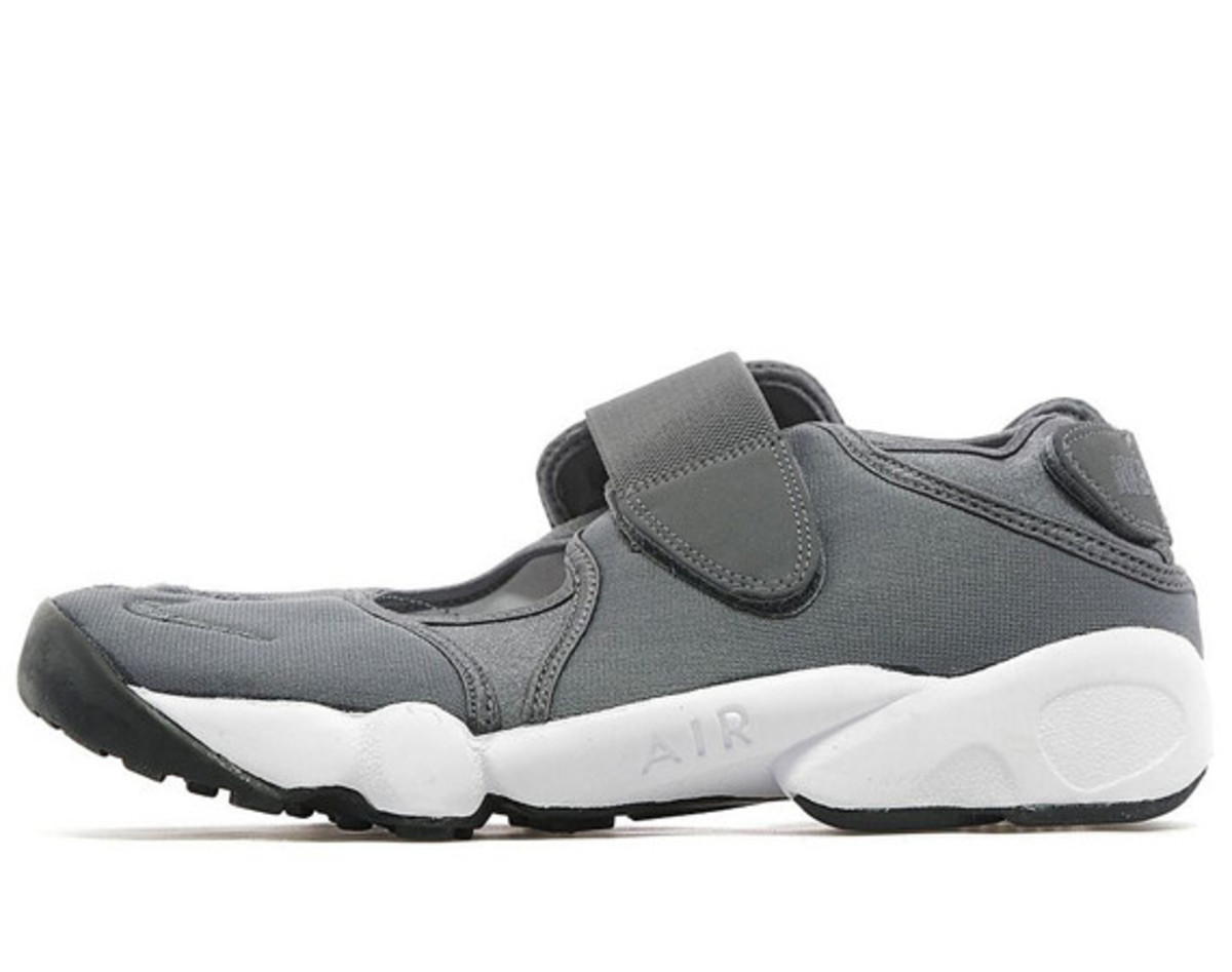nike air rift grey jd sports exclusive freshness mag. Black Bedroom Furniture Sets. Home Design Ideas