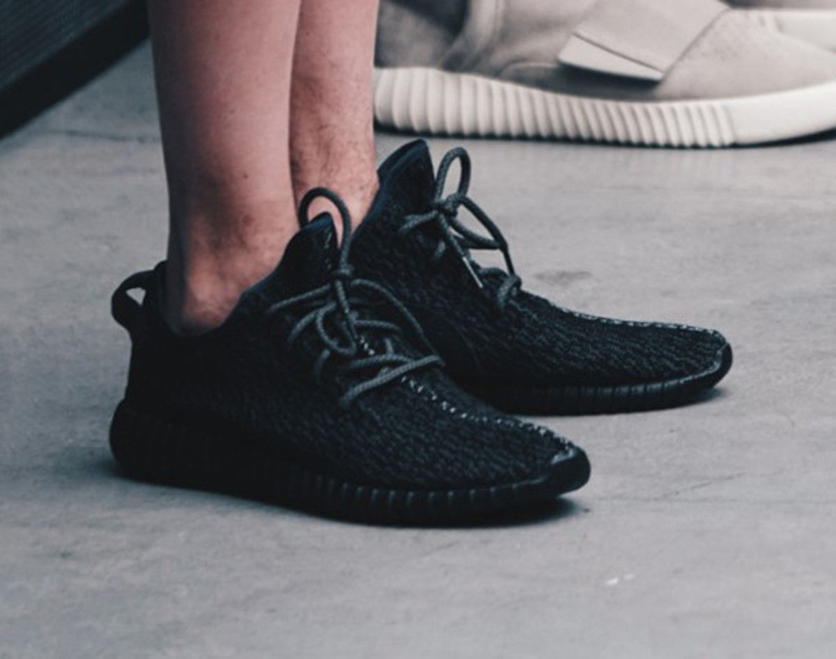 adidas yeezy boost 350 black release date