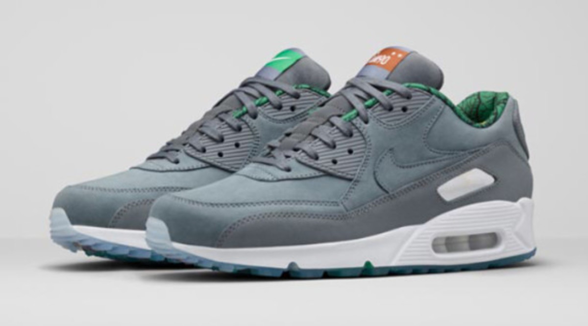 c8dc92bd1d This Nike Air Max 90 Pays Tribute to Chicago - Freshness Mag