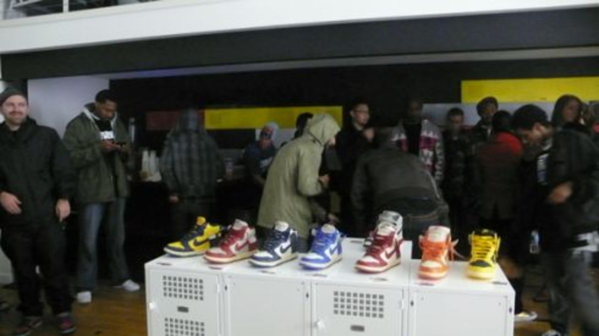 UNDFTD x Nike  Bring That Beat Back Party (Recap) - 4