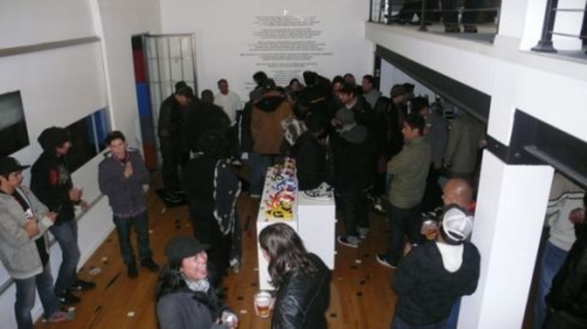 UNDFTD x Nike  Bring That Beat Back Party (Recap) - 3