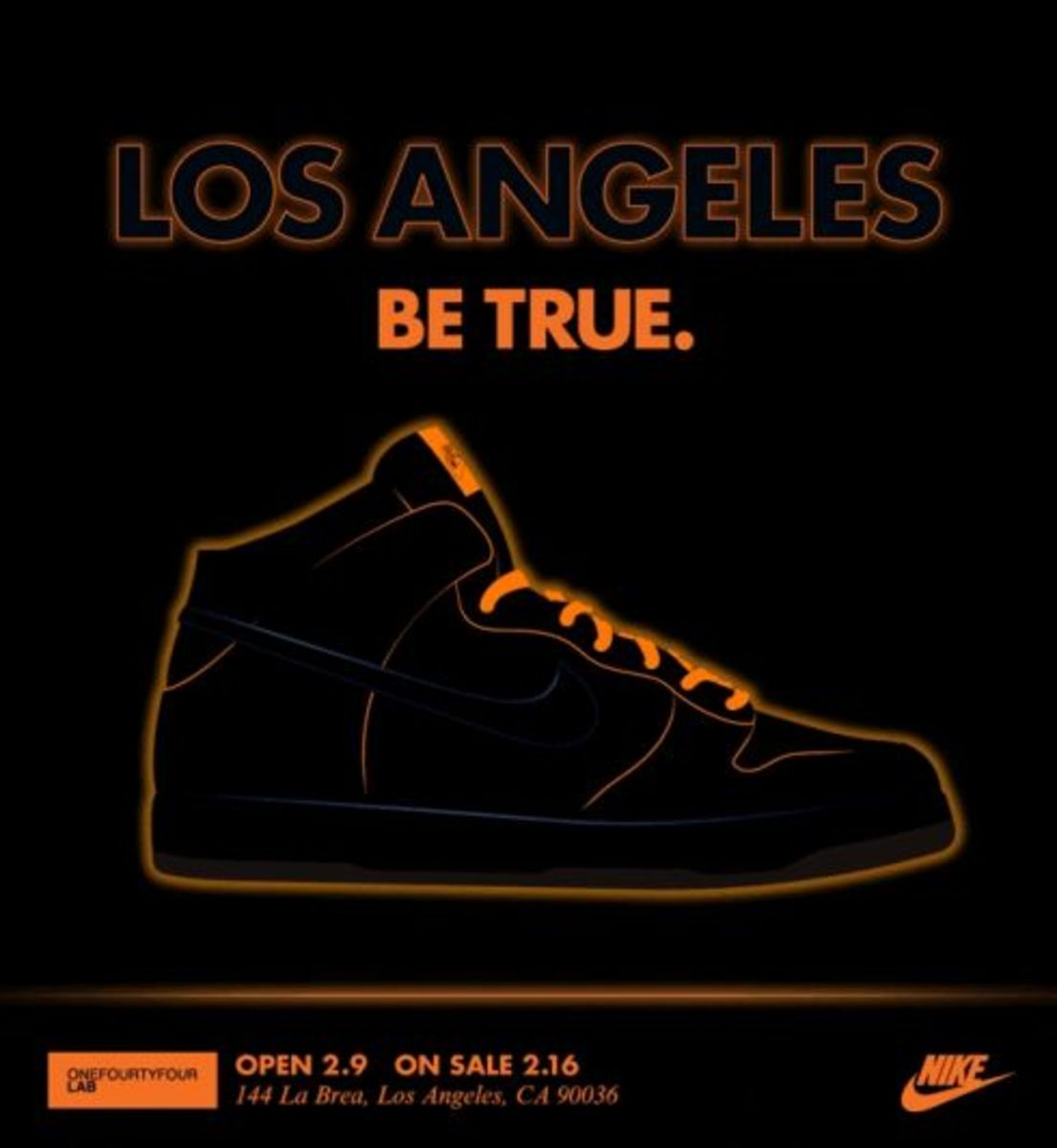 Nike Dunk - Be True City Pack - LA Release - 0