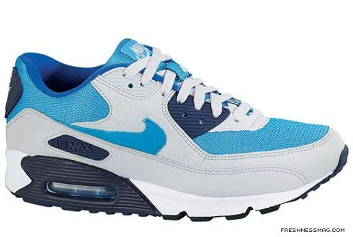 Nike - Air Max 90 EX Laser Blue/Laser Blue-Neutral Grey