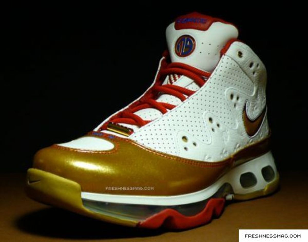 Nike 2008 All Star Game Air Max 360 BB STAT Freshness Mag