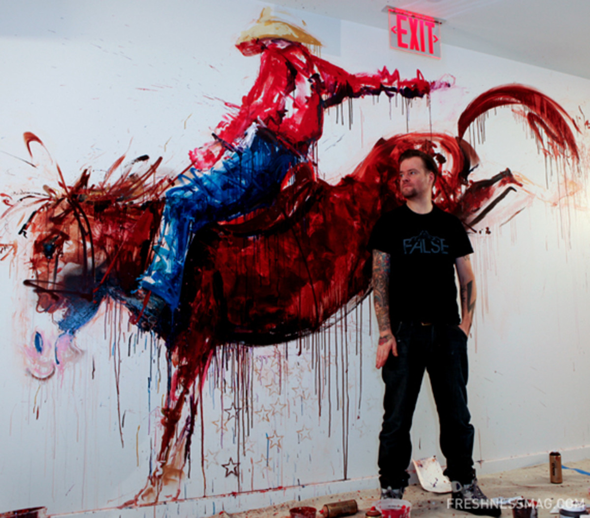 dave-white-aol-rodeo-rider-mural-01
