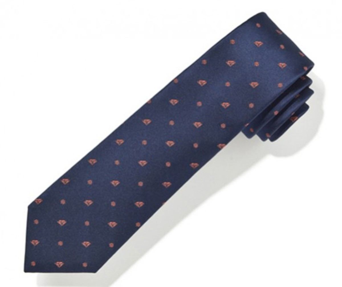 To The West Neck Tie 2