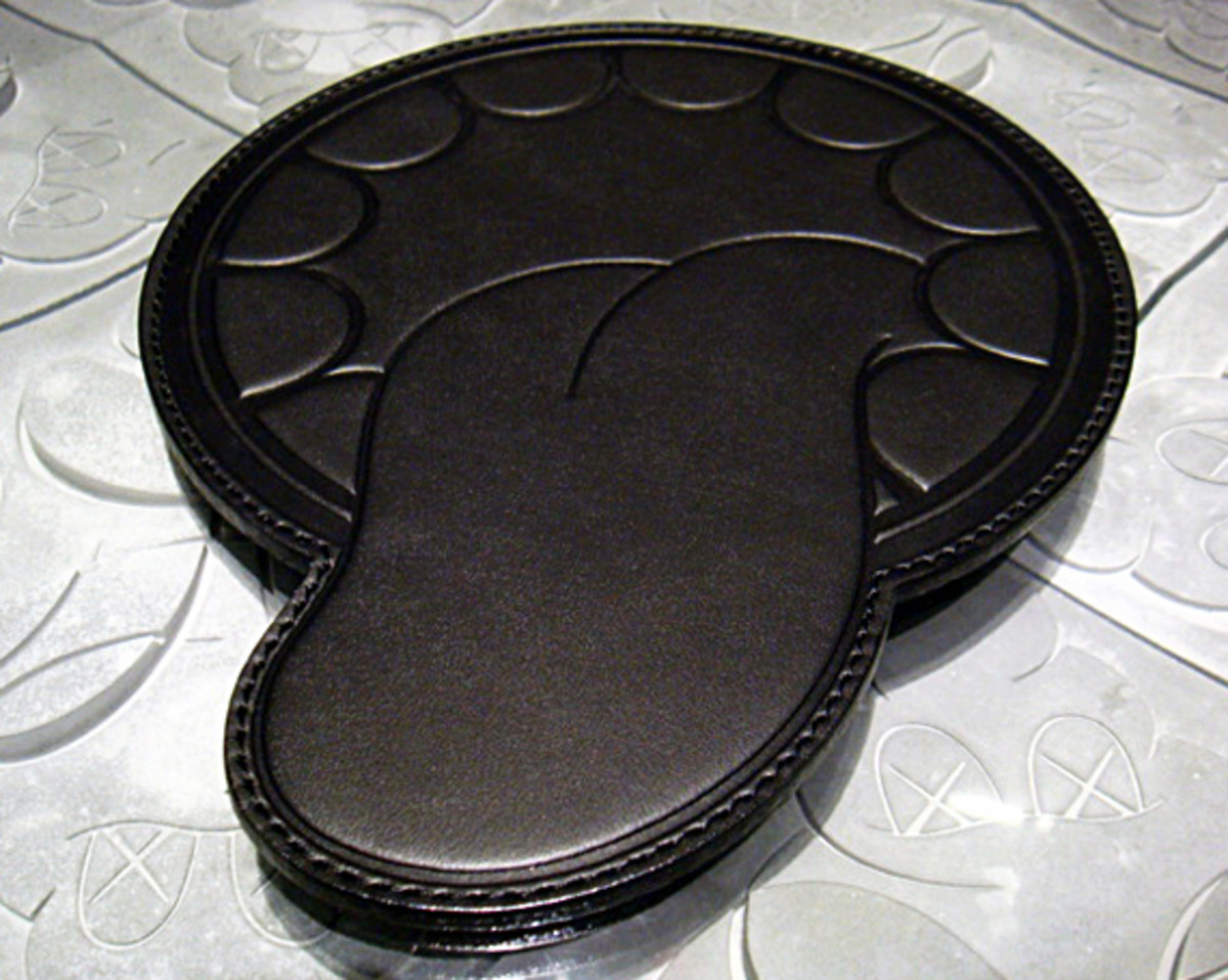 original-fake-leather-mouse-pad