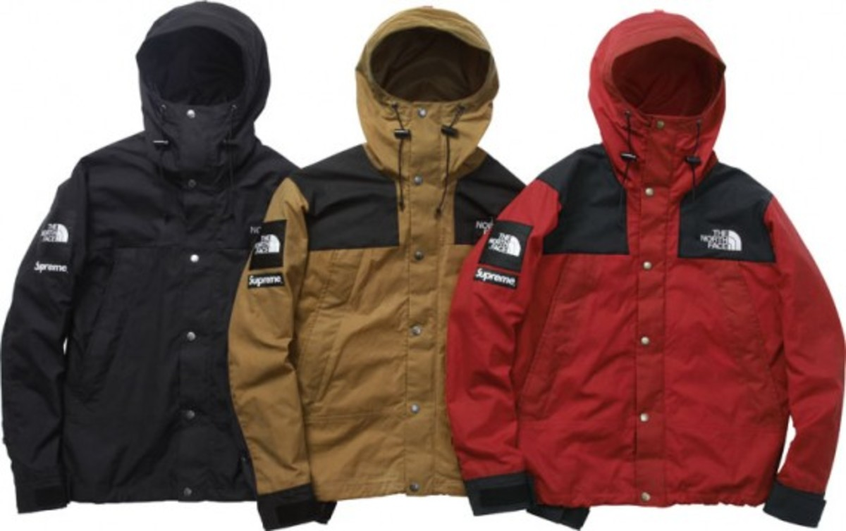 Supreme x The North Face - Fall Winter 2010 Collection - Freshness Mag 5d02f37fe
